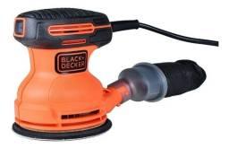 Lixadeira Roto Orbital 200w Black & Decker - Bdero100