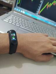 Smartband M3 pulseira inteligente