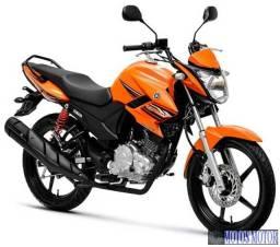 Moto Yamaha zera