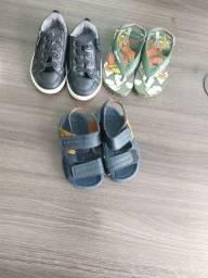 Lotinho calçados bebê