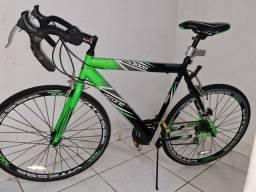Bicicleta speed 21 velocidades Ozone RS3000. Quadro 21