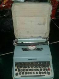 Vemde se máquina de escrever olivete letera