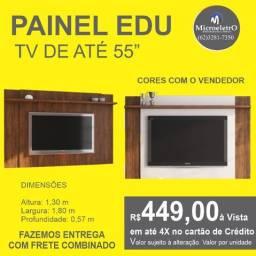 Painel Edu Para Tv De Ate 55 Polegadas