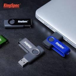 PEN DRIVE 64GB  KINGSPEC ORIGINAL