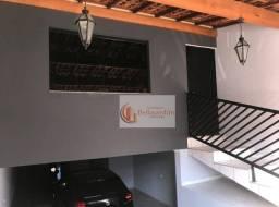Sobrado com 3 dormitórios à venda, 219 m² - Parque Novo Oratório - Santo André/SP