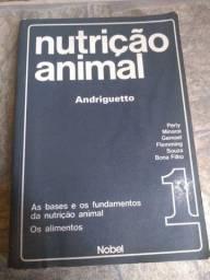 Livro Nutrição animal