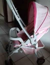 Vendo carrinho de bebê marca Hércules