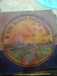 Coleção de LP antigos