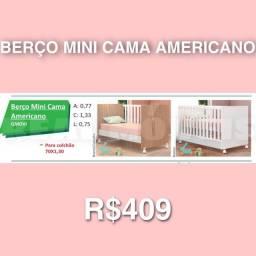 Berço mini cama americano berço mini cama americano - 10405003