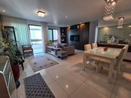 Apartamento com 4 quartos, suíte, lazer, sol da manhã e 2 vagas na Mata da Praia-ES