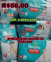 Pampers Pants ( nao respondo chat)