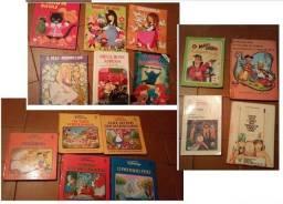 Título do anúncio: livro infantil colecionador