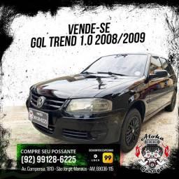 GOL G4 TREND  1.0 8V 2008/2009 apenas R$16.000.