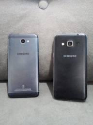 Galaxy J5 Prime 32G e Galaxy J3
