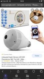 Lâmpada camera