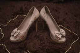 Sapato de Salto Billie Shoes