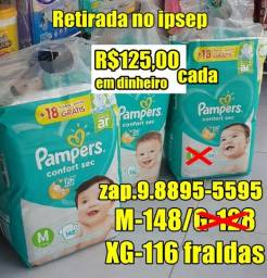 Pampers confort sec (nao respondo chat)