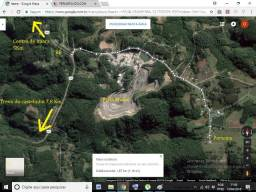 Linda área de terras em Itaara (RS) 10,5 ha com córrego