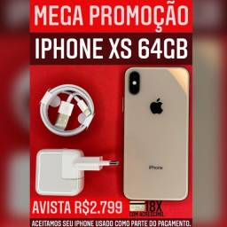 MEGA PROMOÇÃO XS 64GB GOLD