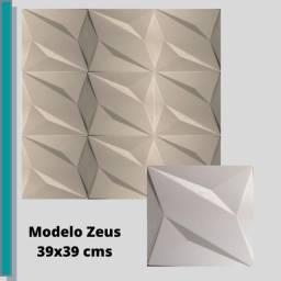 Forma de Abs 1mm Para Gesso 3D Modelo Zeus