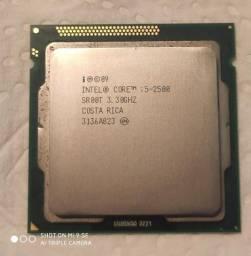 Processador Core I5 2500 3.30ghz 6mb.