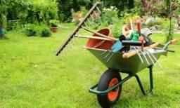 Jardineiro socorro