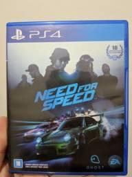 NEED FOR SPEED PS4 ORIGINAL (seminovo)