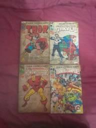 Coleção Histórica Marvel - Várias Hq's R$30,00 cada