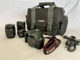 Câmera Canon Rebel EOS T6