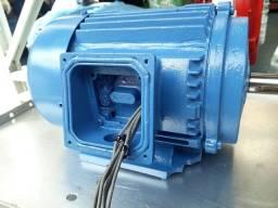 Motor elétrico trifásico 3 cv rpm 1730.