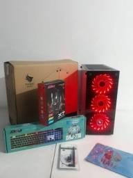 PC Gamer Core I7+8GB RAM+SSD120GB+HD500GB+GTX1050TI+WIFI-ENTREGAMOS