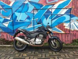 HONDA CB300 R 2012 PNEUS NOVOS
