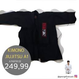 SUPER KIMONO JIU JITSU A1