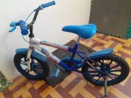 Bicicleta infantil aro 16 (LEIA O ANÚNCIO)