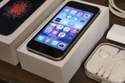 Iphone SE 64 GB Seminovo completo na caixa
