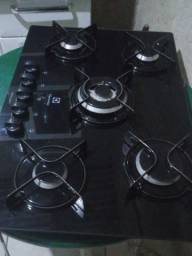 Fogão cook top Electrolux 5 bocas