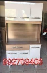 Armário de cozinha 6 portas, Novo