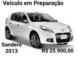 Sandero 1.0 2013