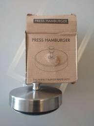 Modelador prensador de Hambúrguer de Inox