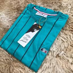 Título do anúncio: Camisas peruana listrada .