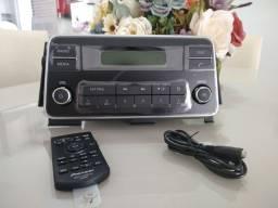 Central Multimídia Rádio Nissan Kicks 2018