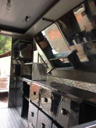 Trailer food truck todo inox