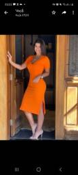 Vestido Mila Gomes novo