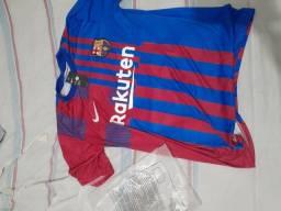 camisa do Barcelona top