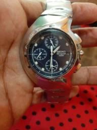 Relógio marca Seiko