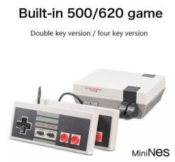 Game retrô 620 jogos