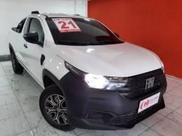 Título do anúncio: FIAT STRADA 1.4 GNV 5.000 KM