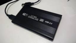 HD 1TB + gaveta externa
