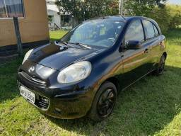 Nissan March 1.0 S 2014