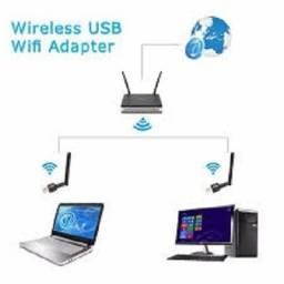 Adaptador Antena Wifi (entrega grátis)